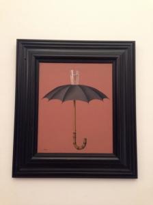 Les vacances de Hegel. René Magritte.1959.