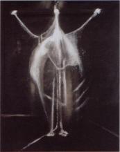 Francis Bacon. Crucifixión. 1933.