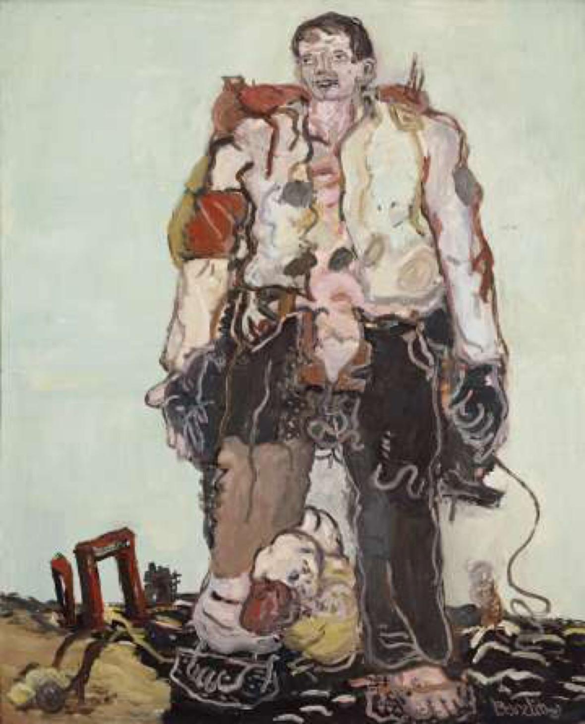 El pastor. 1966