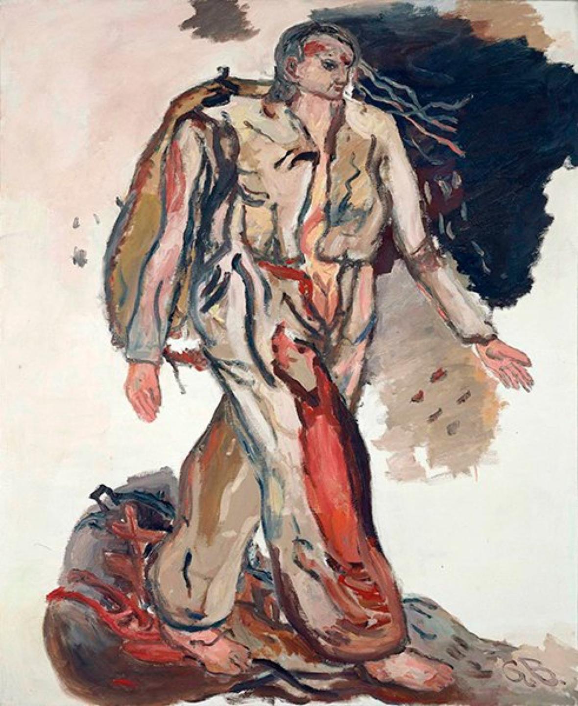 Buenos días señor Courbet. 1965