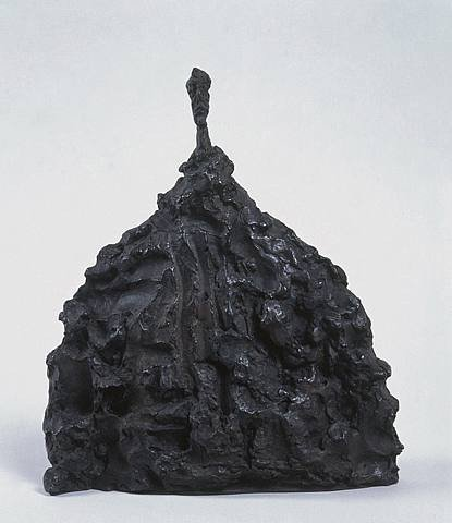 Busto de hombre. 1956.